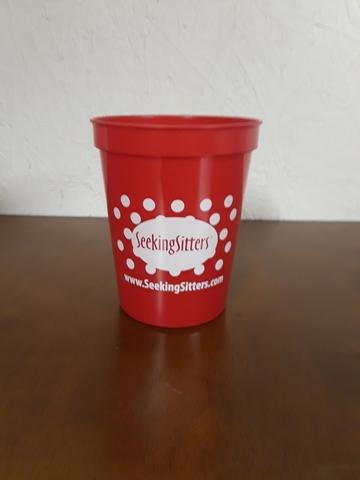 red seeking sitters cup