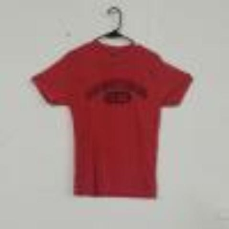 Red seeking sitters tee shirt
