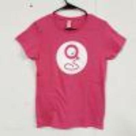 Short Sleeve pink Shirt