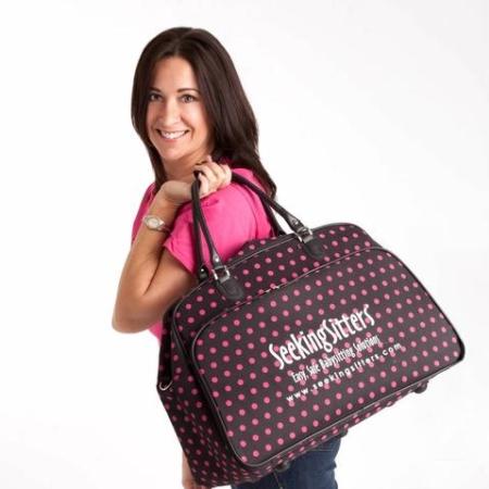 SeekingSitters Activity Bag